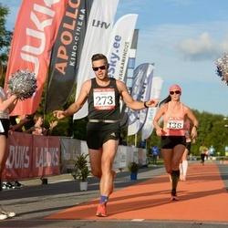 Peetri Jooks 2016 - Jaana Leidas-Meerits (136), Artjom Vakulenko (273)