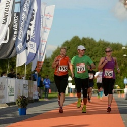 Peetri Jooks 2016 - Annika Kraaner (108), Kairo Kraaner (110), Andra Rannik (198)