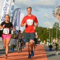 Peetri Jooks 2016 - Kassandra Kütt (121), Andero Oksaar (170)