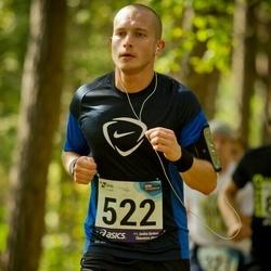 44. jooks ümber Ülemiste järve - Jevgeni Martjušev (522)