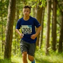 44. jooks ümber Ülemiste järve - Nikita Hmelnitski (308)