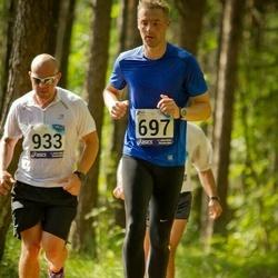 44. jooks ümber Ülemiste järve - Kalev Truusalu (697)