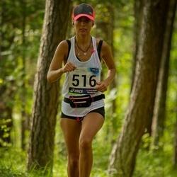 44. jooks ümber Ülemiste järve - Dina Malova (516)
