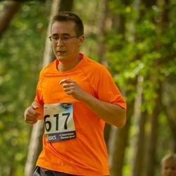 44. jooks ümber Ülemiste järve - Ragnar Plint (617)