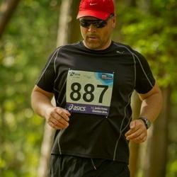 44. jooks ümber Ülemiste järve - Janek Lehtmets (887)