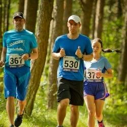 44. jooks ümber Ülemiste järve - Roland Karu (367), Anton Merits (530)