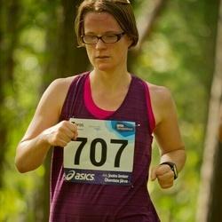 44. jooks ümber Ülemiste järve - Annika Sepp (707)