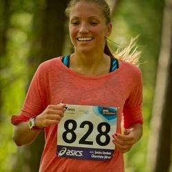 44. jooks ümber Ülemiste järve - Diana Varik (828)