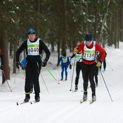 42. Tartu Maraton - Aare Tammemäe (2139), Risto Abel (6040)