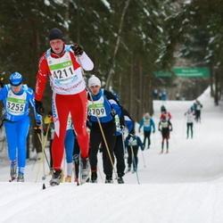42. Tartu Maraton - Kulvo Jõõger (3255), Aare Sepp (4211)