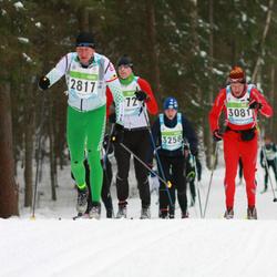 42. Tartu Maraton - Jaak Helm (2817), Boris Golubev (3081)