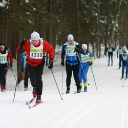 42. Tartu Maraton - Herki Tamm (3814), Ago Estermaa (4248)