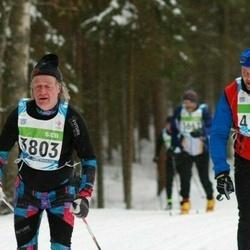 42. Tartu Maraton - Tõnis Liivak (3803), Bruno Born (4166)