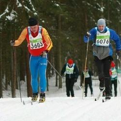 42. Tartu Maraton - Zdenek Doskar (3603), Andre Kuntsel (6076)