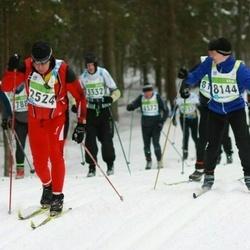42. Tartu Maraton - Adolfo Florido (2524), Aare Ärmpalu (8144)