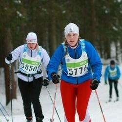 42. Tartu Maraton - Anastasia Gerassimova (3850), Gerda Madi (5776)