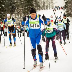 42. Tartu Maraton - Tõnis Kirsipuu (8197), Agu Koppa (8476)