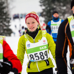 42. Tartu Maraton - Britta-Mai Nõmmik (8589)