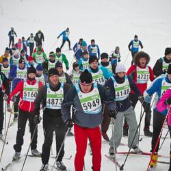 42. Tartu Maraton - Mihkel Kalmre (4148), Anders Bohm (4542), Viljar Aro (4721), Lauri Kivil (4873), Ain Veskimets (5010), Raul Randväli (5949)