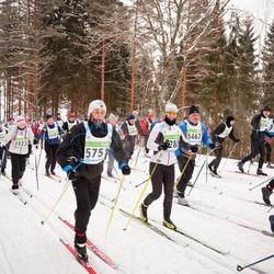 42. Tartu Maraton - Annika Liiv (4823), Toomas Vaide (5467), Aron Alt (5751)