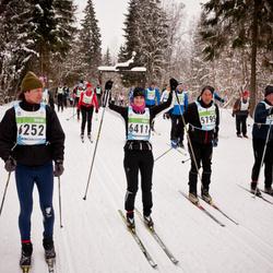 42. Tartu Maraton - Erkki Mäkinen (641), Kutti Kuldar (5795), Tõnis Haavel (6252)