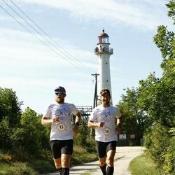 Kihnu Männäkäbä maraton - Priit Rebane (13), Priit Tsirp (16)