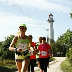 Kihnu Männäkäbä maraton - Marika Roopärg (42), Marlen Mäesalu (140)