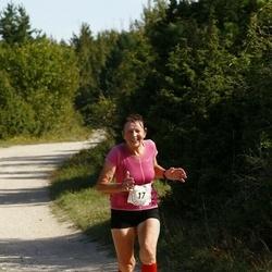 Kihnu Männäkäbä maraton - Leili Teeväli (17)