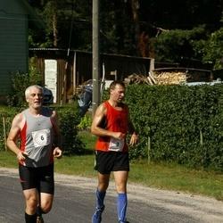 Kihnu Männäkäbä maraton - Marek Varblane (3), Toomas Ronk (6)