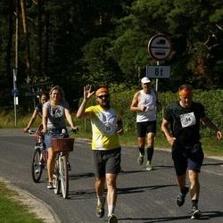 Kihnu Männäkäbä maraton - Oleg Tsernobrovkin (34), Andrus Naulainen (36)