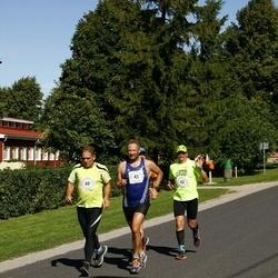 Kihnu Männäkäbä maraton - Meelis Atonen (43), Joel Tints (60), Arvi Suur (62)