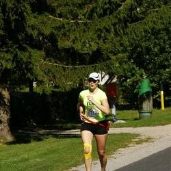 Kihnu Männäkäbä maraton - Margit Edvand (132)