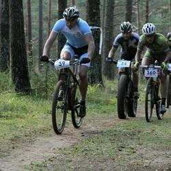19. Tallinna Rattamaraton - Tiimo Tõnisson (24), Andre Pukk (39), Steven Kalf (360)