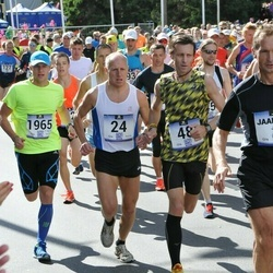 Jüri Jaansoni Kahe Silla jooks - Ago Veilberg (24), Allan-Peeter Jaaska (48)