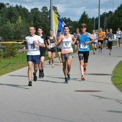 Jüri Jaansoni Kahe Silla jooks - Aleksandr Zurbi (78), Aleksandr Ozerov (97)