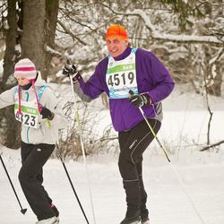 42. Tartu Maraton - Rolf Berntsson (4519), Annika Liiv (4823)