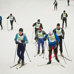 42. Tartu Maraton - Raul Olesk (1094), Aimar Liiver (2289), Ingmar Pärtelpoeg (2325), Andro Mikkor (2396)