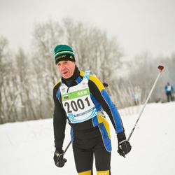 42. Tartu Maraton - Anatoly Alferov (2001)