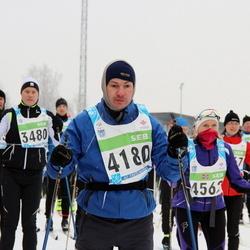42. Tartu Maraton - Kaido Hanni (3480), Märt Karu (4180), Bjorg Lilian Oye (4562)