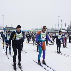 42. Tartu Maraton - Heiti Zukovits (735), Eero Saari (879)