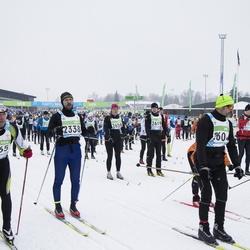 42. Tartu Maraton - Evgeni Smakov (2065), Argo Olesk (2338), Ando Arula (2619), Raili Rooba (2659)