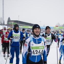 42. Tartu Maraton - Indrek Kivilaan (3007), Annely Ajaots (4264)