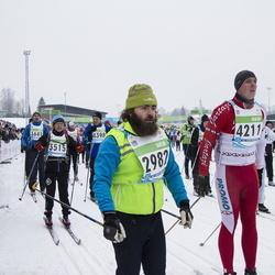 42. Tartu Maraton - Tadashi Uchida (3515), Aare Sepp (4211)