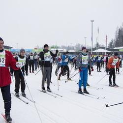 42. Tartu Maraton - Ave Teras (4418), Bert Reisner (4900)
