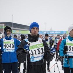 42. Tartu Maraton - Agu Lipping (4040), Tiit Lepik (4132)