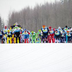 42. Tartu Maraton - Pasi Vuori (22), Andre Mets (24), Erik Bakkejord (60), Alexander Yakovenko (85)