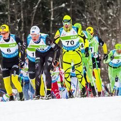 42. Tartu Maraton - Christoffer Callesen (6), Andre Mets (24), Raido Rankel (49), Niklas Colliander (70)