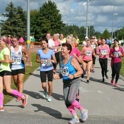 Jüri Jaansoni Kahe Silla jooks - Annabel Pors (1010), Liis Vaher (1083), Leili Seisonen (1749), Jana-Maria Kuusiku (2144)