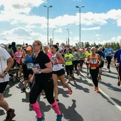 Jüri Jaansoni Kahe Silla jooks - Ülar Palmiste (716), Katrin Ubaleht (751), Arlet Müristaja (1008)