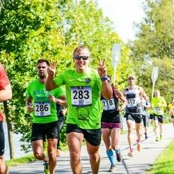Jüri Jaansoni Kahe Silla jooks - Andre Kaaver (283), Oliver Lekk (286)